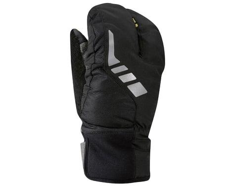 Performance Tok Weatherproof Split Finger Gloves (Black)
