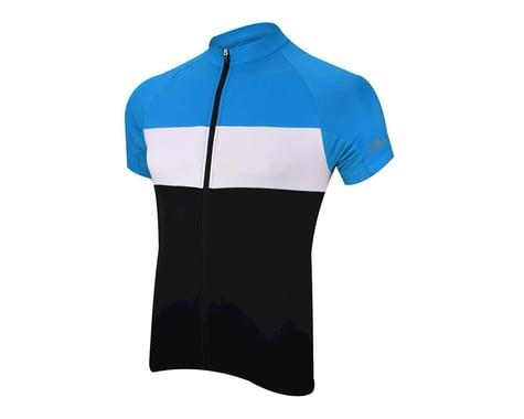 Performance Elite Short Sleeve Cycling Jersey - 2015 (Black/Yellow)