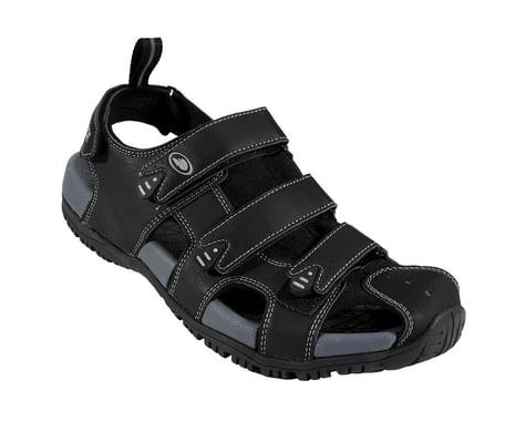 Performance Fremont Cycling Sandals (Black)