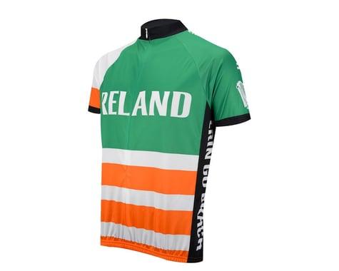 Performance Ireland Short Sleeve Jersey (Green)
