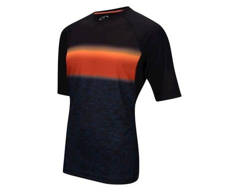 Performance Farlow Mountain Short Sleeve Jersey (Black/Orange)