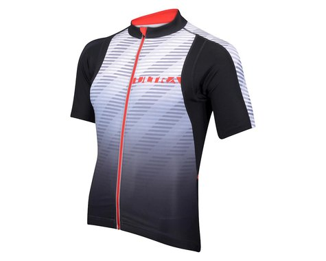 Performance Ultra Short Sleeve Jersey (Black/White)