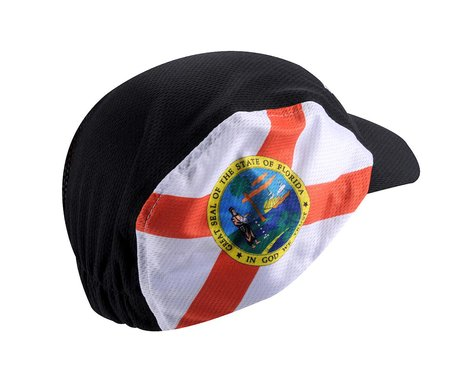 Performance Florida Cycle Cap (Black) (One Size)