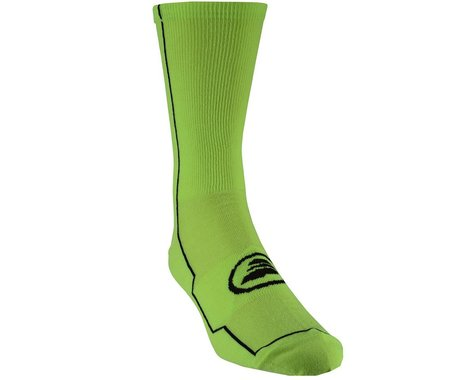 Performance Hi-Vis Reflective Tall Socks (Hi-Vis Yellow)