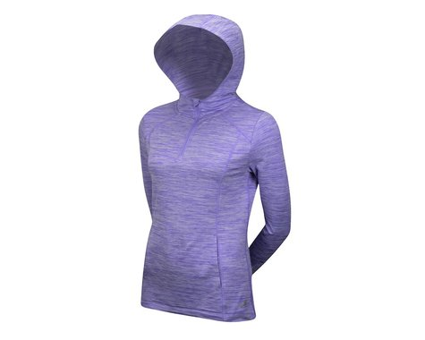 Performance Women's Sport Pullover Hoody (Purple)