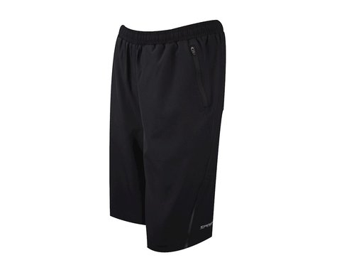 Performance Sport Shorts w/Liner (Black)