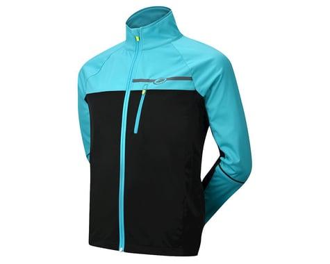 Performance Elite Zonal Softshell Jacket (Teal) (XL)