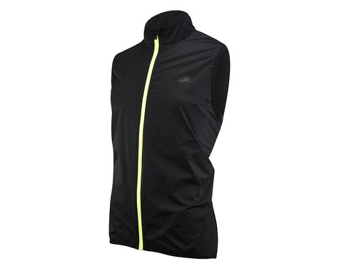 Performance Zonda Wind Vest (Black) (S)