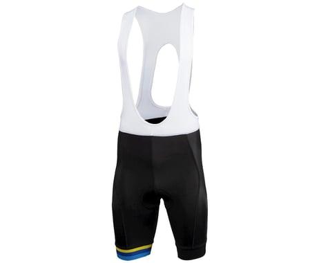 Performance Men's Elite Bib (Black/FS) (XL)