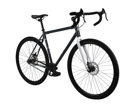 Performance Americano Logan Square Single-Speed City Bike -- 2017 Performance Exclusive (Grey)