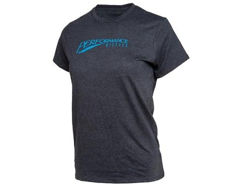 Performance Bicycle Women's Retro T-Shirt (Grey) (L)