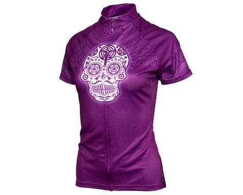 Performance Women's Short Sleeve Jersey (Los Muertos) (S)