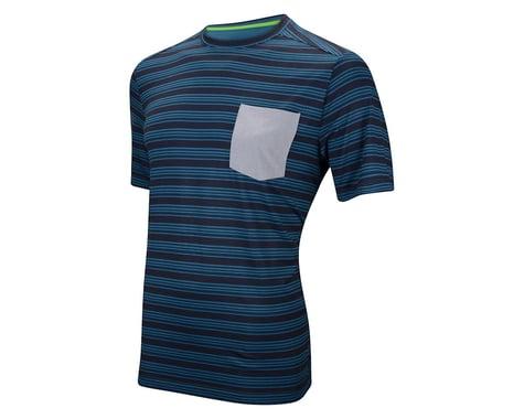 Performance CHCB Hyland Crew Short Sleeve Jersey (Teal Bl) (Xxxlarge)