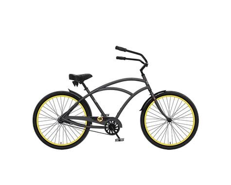 Phat Cycles Flat Track Beach Cruiser - 2017 (Grey)