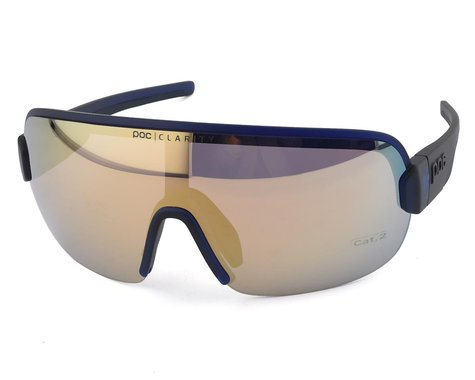 POC Aim Sunglasses (Lead Blue) (VGM)