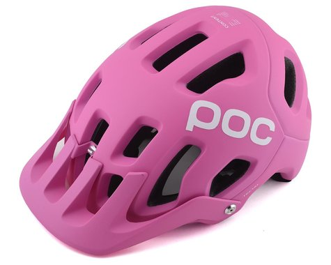 POC Tectal Helmet (Actinium Pink Matt) (M/L)
