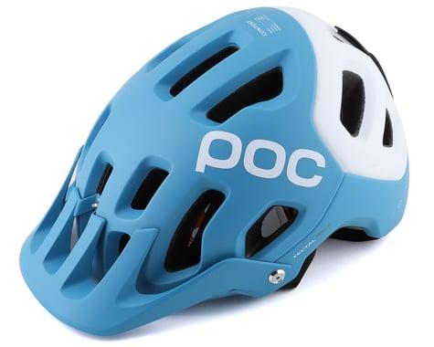 POC Tectal Race SPIN Helmet (Basalt Blue/Hydrogen White Matte) (XL/2XL)