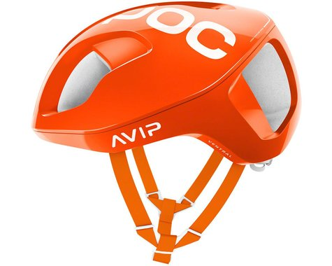 POC Ventral SPIN Helmet (Zink Orange AVIP) (S)