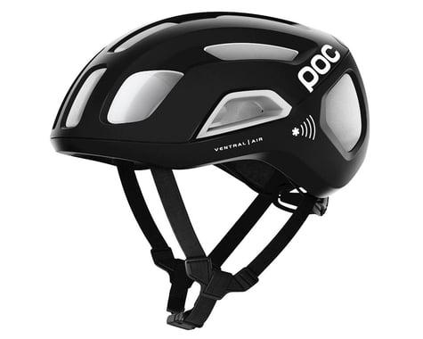 POC Ventral Air SPIN NFC Helmet (Uranium Black/Hydrogen White) (L)