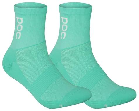 POC Essential Road Light Sock (Fluorite Green) (S)