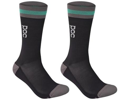 POC Essential Mid Length Sock (Sylvanite Multi Flourite) (S)