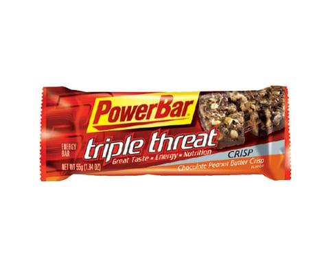 Powerbar Food Pwb Bar Protein Snack Choc Peanut Butter Crisp Bxof15
