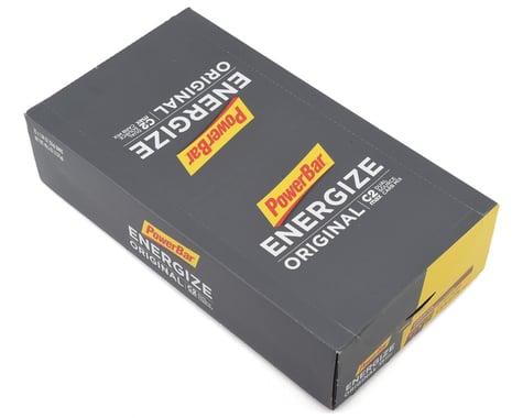 Powerbar Energize Original Bar (Chocolate) (25   1.94oz Packets)