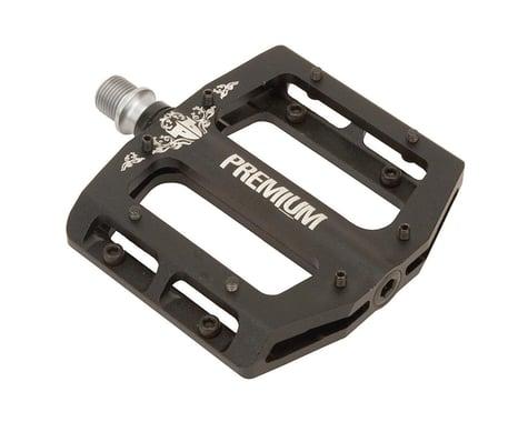 """Premium Slim Pedals (Black) (Pair) (9/16"""")"""