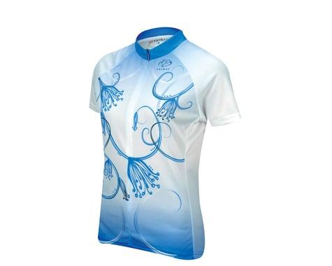 Primal Wear Women's Enchant Short Sleeve Jersey (Blue)