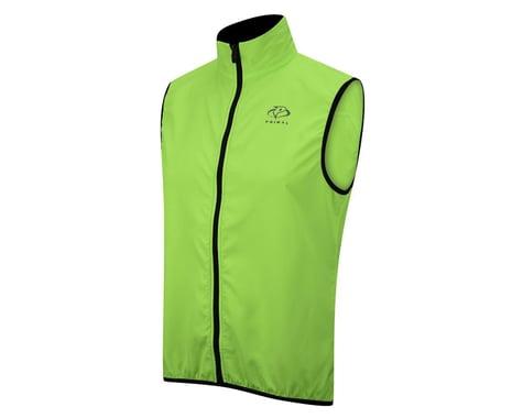 Primal Wear HiViz Wind Vest (Green)