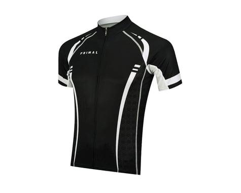 Primal Wear Tungsten Evo Short Sleeve Jersey (Black)