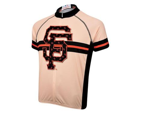 Primal Wear San Francisco Giants Short Sleeve Jersey (Orange)