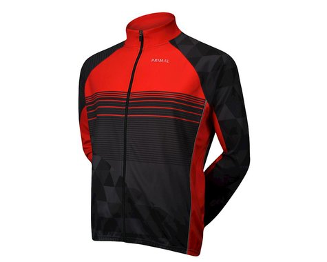 Primal Wear Lexicon 2nd Layer Jacket (Black/Red)