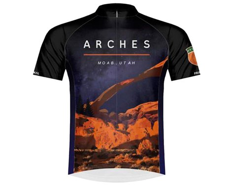 Primal Wear Men's Short Sleeve Jersey (Arches National Park) (S)