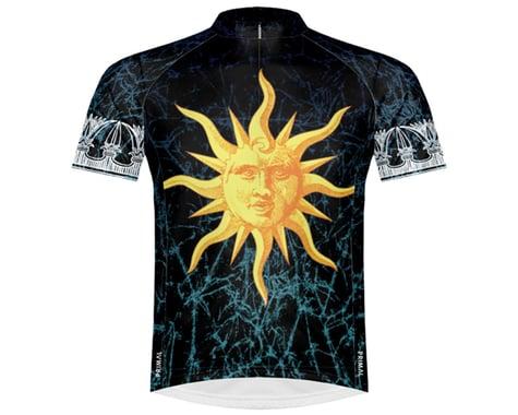 Primal Wear Men's Short Sleeve Jersey (Cosmic Cycle) (L)