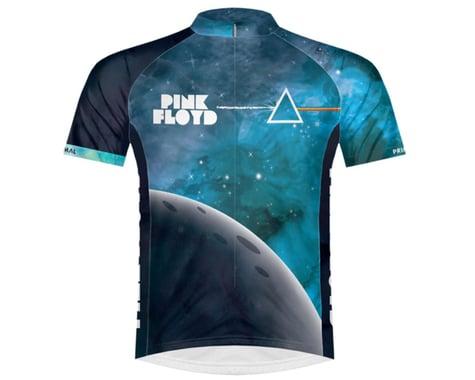 Primal Wear Men's Short Sleeve Jersey (Pink Floyd Great Prism in the Sky) (S)