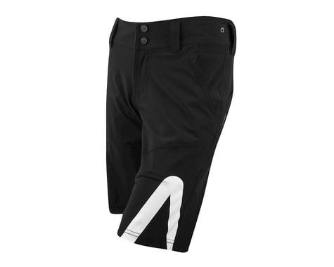 Primal Wear Women's Escade Loose Fit Shorts (Black) (Xlarge)
