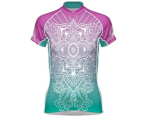 Primal Wear Women's Colorful Evo Jersey (Serenity) (XS)
