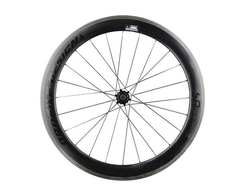 Profile Design Profile Designs 58/TwentyFour Full Carbon Clincher Front Wheel