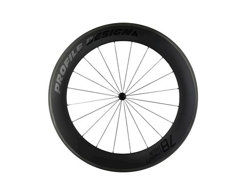 Profile Design Profile Designs 78/TwentyFour Full Carbon Clincher Rear Wheel