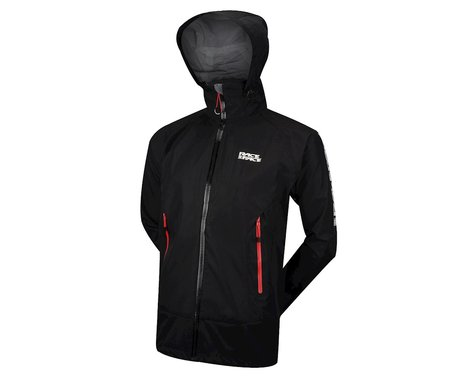 Race Face Team Chute Waterproof Jacket (Black)