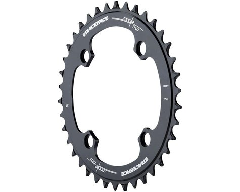 Race Face Narrow-Wide Chainring (Black) (104mm BCD) (Offset N/A) (36T)