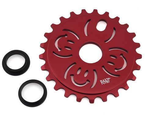 Rant H.A.B.D. Sprocket (Red)