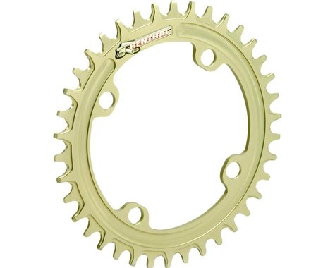 Renthal 1XR Chainring (Gold) (104mm BCD) (Offset N/A) (30T)