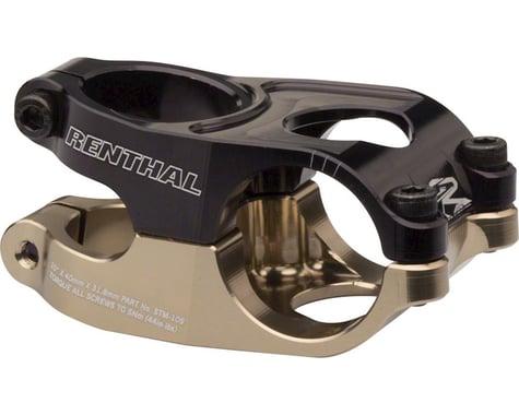 Renthal Duo Stem (Black/Gold) (31.8mm) (40mm) (10°)