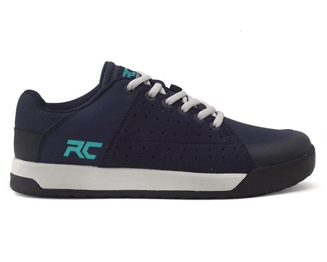 Ride Concepts Livewire Women's Flat Pedal Shoe (Navy/Teal) (5)