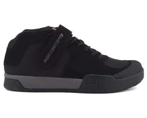 Ride Concepts Wildcat Flat Pedal Shoe (Black/Charcoal) (7)