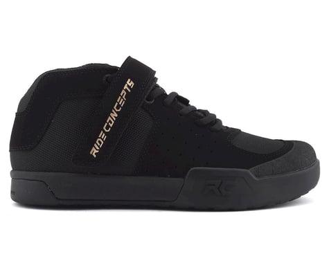 Ride Concepts Wildcat Women's Flat Pedal Shoe (Black/Gold) (6)