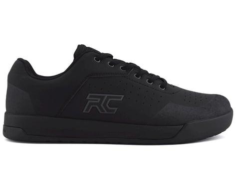 Ride Concepts Hellion Flat Pedal Shoe (Black/Black) (10)