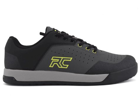 Ride Concepts Hellion Flat Pedal Shoe (Charcoal/Lime) (7)